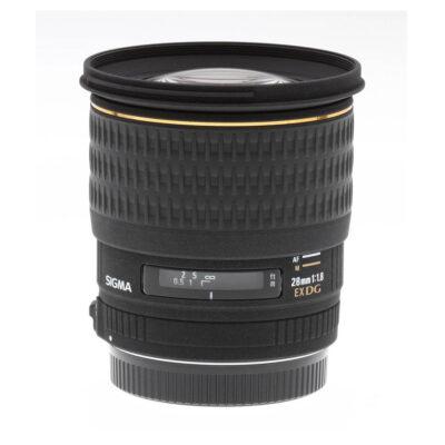 Sigma 28mm f/1.8 EX DG Aspherical