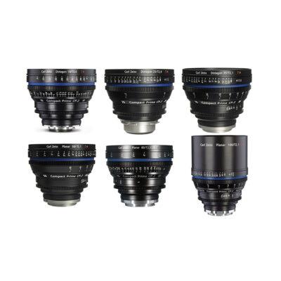 Zeiss CP.2 Lens Set PL