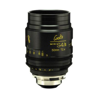 Cooke Mini S4i 8 Lens Set PL mount