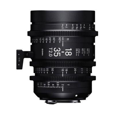 Sigma 18-35mm T2 EF