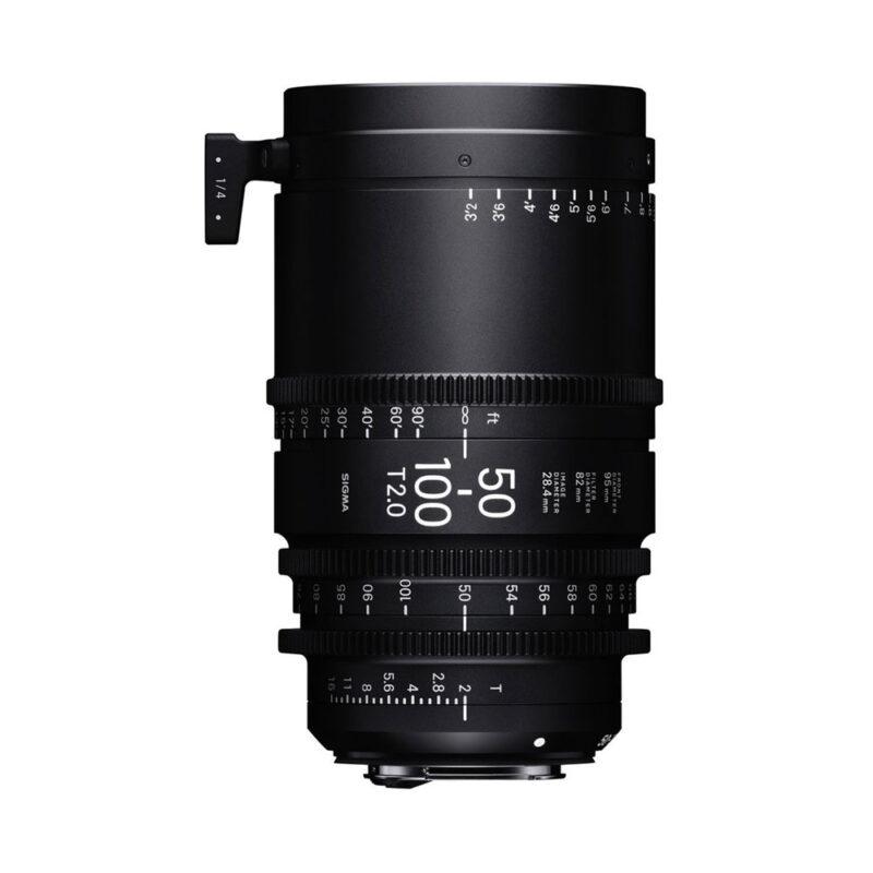 Sigma 50-100mm T2 EF