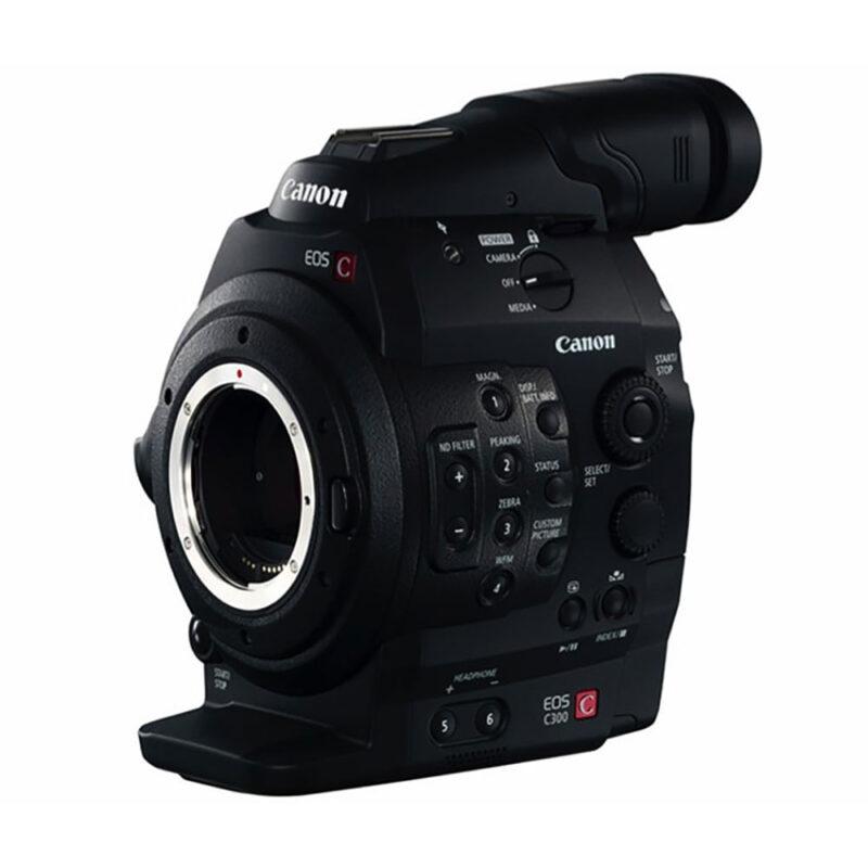 Canon C300 Mark I EF