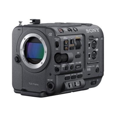 Sony FX6 Cinema Line