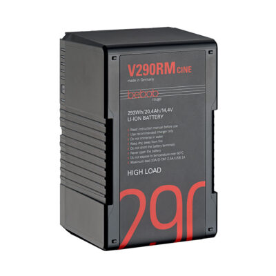 Bebob V-mount Batteries And Chargers