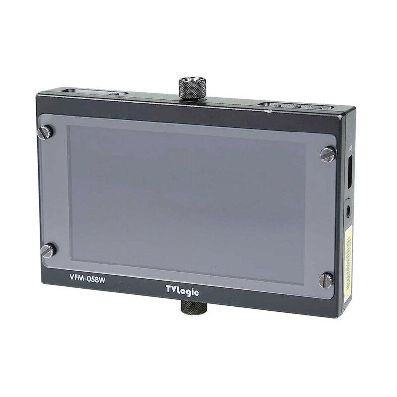 "TVLogic VFM-058W 5.5"" FHD Monitor SDI-HDMI"