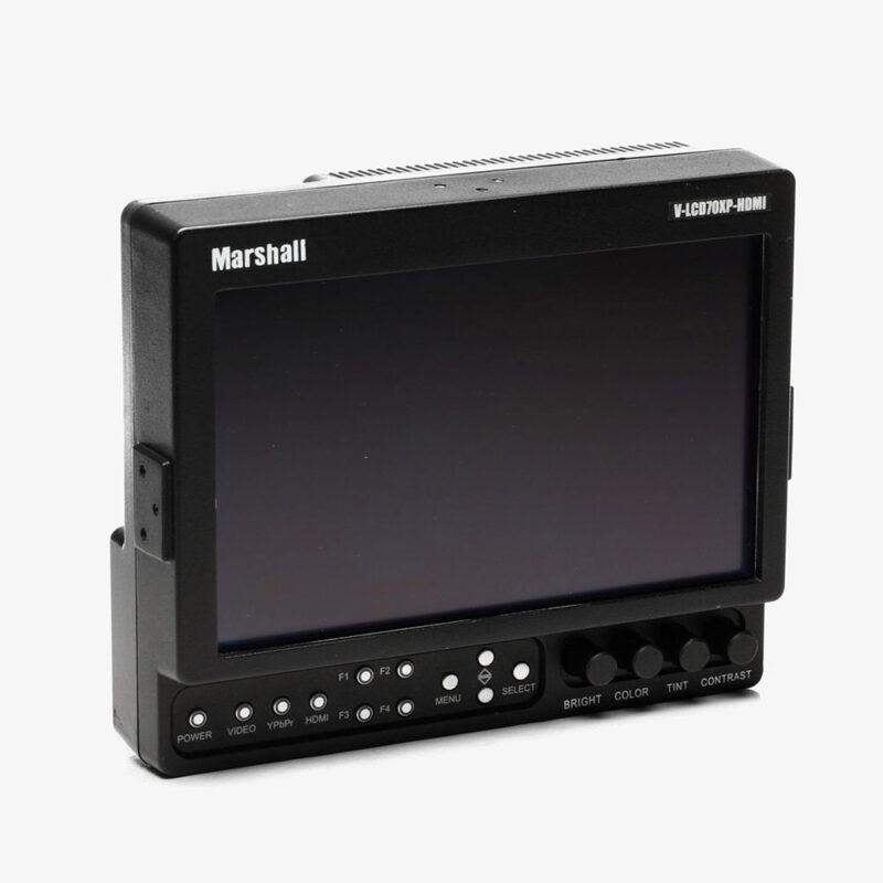 """Marshall V-LCD70XP-HDMI HD 7"""" LCD HDMI"""