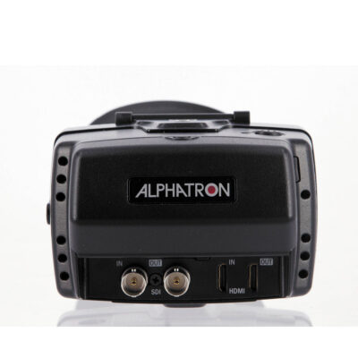 "Alphatron Evf-035W-3G 3.54"" Led-Backlit LCD"