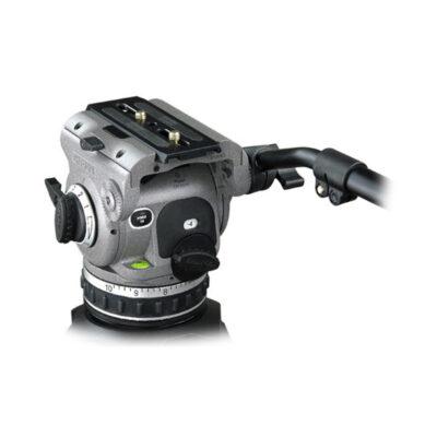 Cartoni Z100 Laser Eng Fluid Head + Tripod
