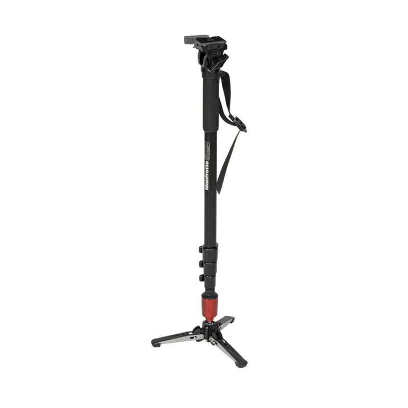 Manfrotto Monopod With Head
