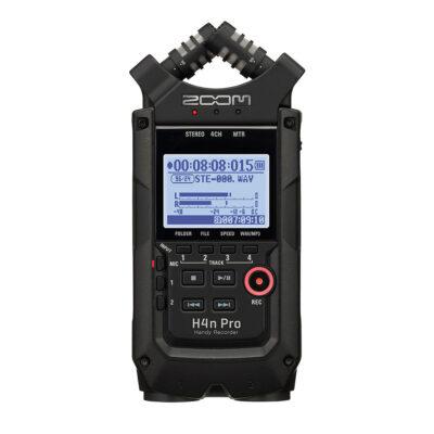 Zoom H4N ProHandy Recorder
