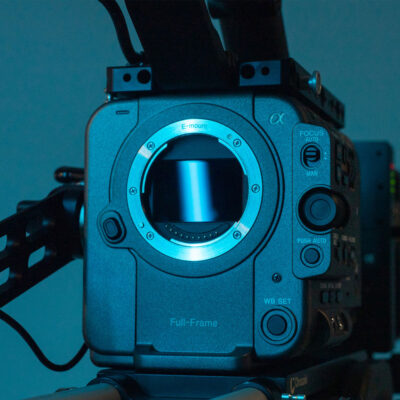 FRENEL SONY FX6 camera rental