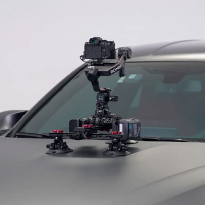 Hydra Alien Car Mounting System frenel rental thessaloniki