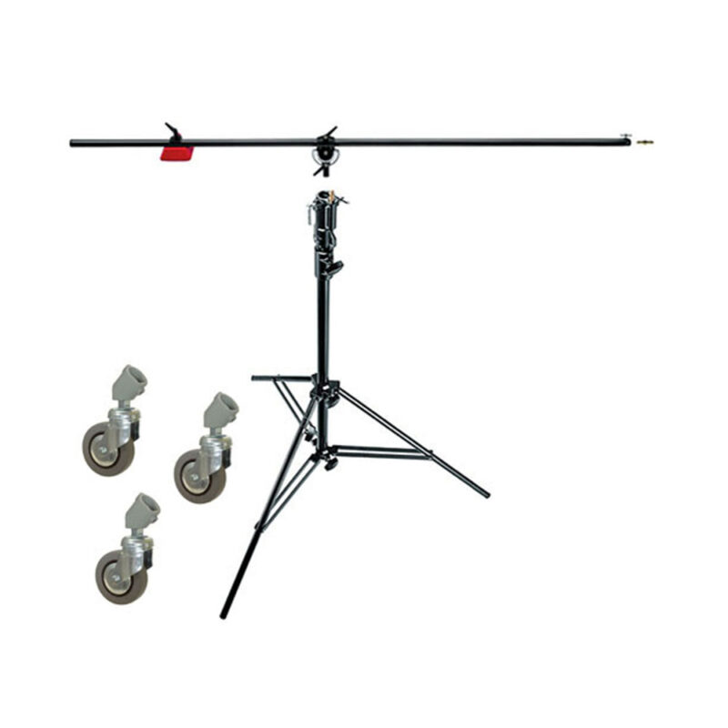 Manfrotto 085BS Heavy-Duty Boom and Stand
