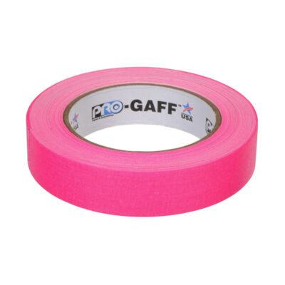 progaff 24 25m fluo pink gaffer tape frenel rental expendables